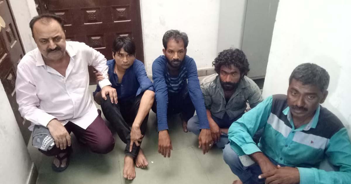 Jayanti Bhanushali murder