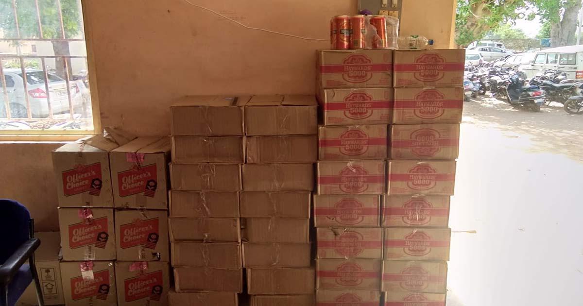 Gujarat Liquor